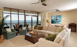 Arnold Great Room, North Beach Plantation, N. Myrtle Beach