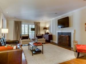 Evans Living Room, Myers Park