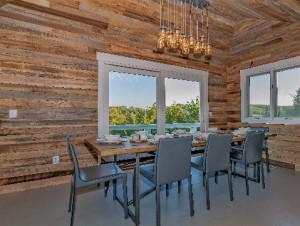 Hudzik Dining Room, Bald Head Isl.