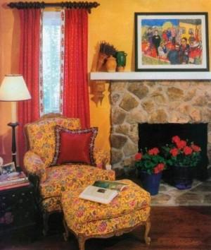 Morrow Living Room, Myers Park
