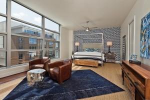 Palank Master Bdrm, Metropolitan Penthouse